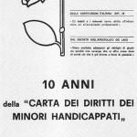 CARTA DIRITTI MINORE HAND