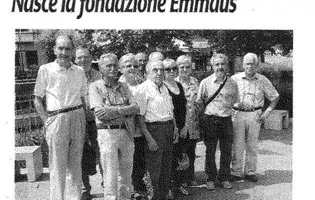 Gazzetta d'Alba – Nasce la Fondazione Emmaus per il Territorio