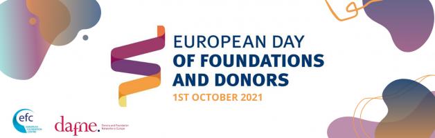 Collaboriamo insieme, un passo avanti verso il futuro: al via la nona edizione della Giornata Europea delle Fondazioni